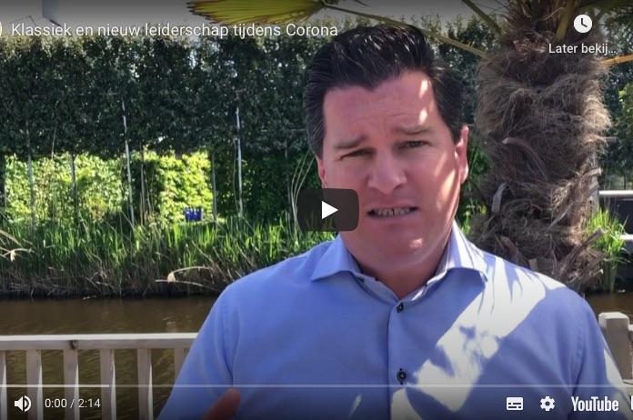 Klassiek en nieuw leiderschap tijdens Corona